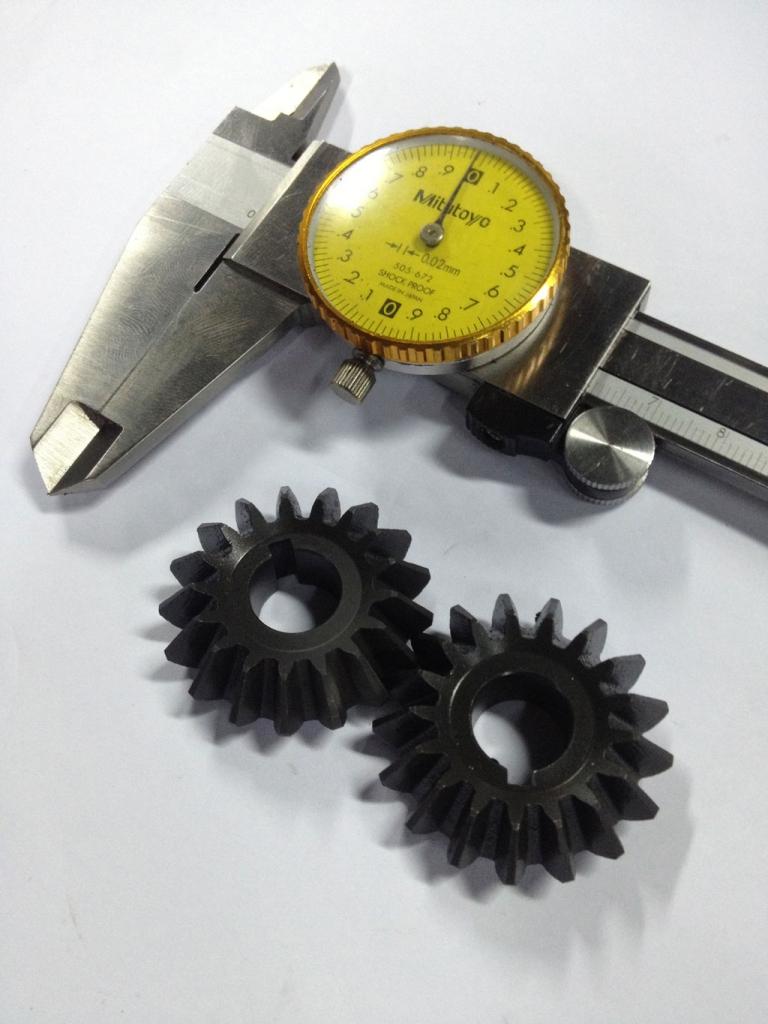 Hardened Bevel Gear