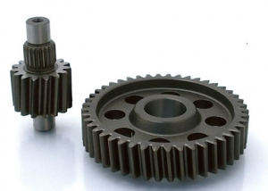 Helical Gear & Case Hardening