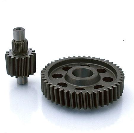 Helical Gear & Case Hardening