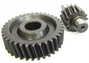 Helical Gear & Internal Spline