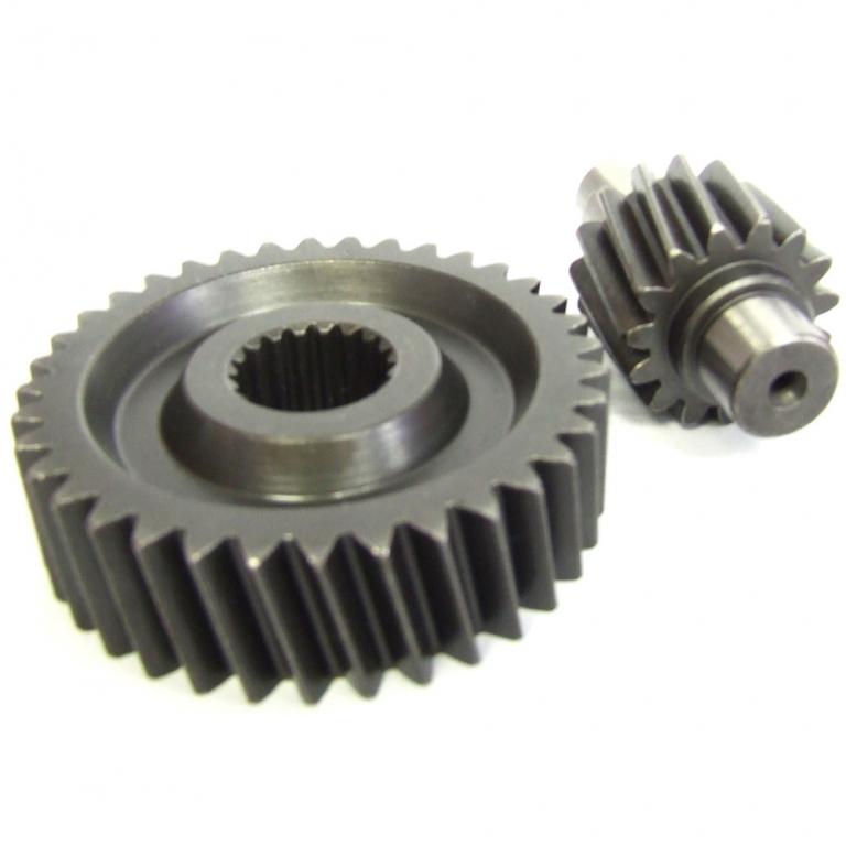 Helical Gear & Internal Spline
