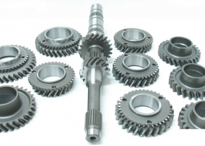 Machine Of Gears