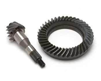 Spiral Gears & Spline Shaft