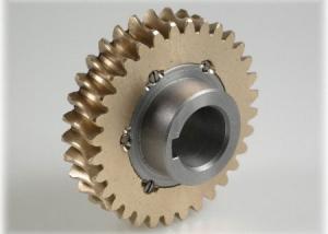 Worm Gear & Centre Steel Bushing